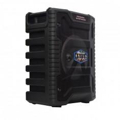 Boxa bluetooth tip troler, microSD, usb, aux, radio fm, intrare mic
