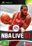 Joc XBOX Clasic NBA Live 07 - B