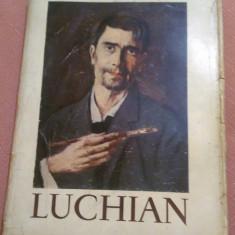Luchian. Album de pictura. E.S.P.L.A. 1956 - Ionel Jianu, Petru Comarnescu