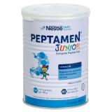 Lapte praf Peptamen Junior, incepand de la 12 luni, 400 g, Nestle