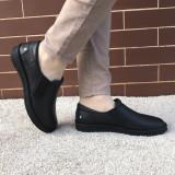 Pantofi Ortopedici din piele Medline 274 1 Negru, 36 - 39