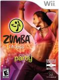 Joc Nintendo Wii Zumba Fitness Party