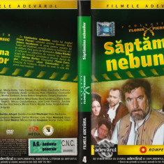 Saptamana nebunilor_film pe DVD_colectia Adevarul