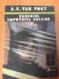 RAZBOIUL IMPOTRIVA RULILOR - A.E.Van Vogt