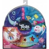 Trolls World Tour - set 6 figurine micii dansatori, Hasbro