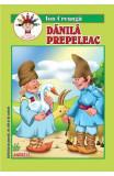 Danila Prepeleac. Carte de citit si colorat - Ion Creanga