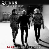 Queen + Adam Lambert Live Around The World LP (2vinyl)