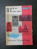 AL. SIPERCO - NOTE DE DRUM. SUEDIA, FRANTA, ITALIA, MEXIC