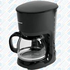 Cafetieră Heinner ART HCM-750BK, putere 750W, sistem anti-picurare, Negru