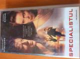 SPECIALISTUL   - FILM CASETA VIDEO VHS