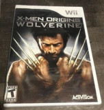 Cumpara ieftin Joc X-Men Origins Wolverine Nintendo Wii