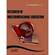 Research in Multidimensional Education - Peter KIRIAKIDIS (editor)