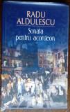 RADU ALDULESCU - SONATA PENTRU ACORDEON (DEBUT, editia a II-a 2008/supracoperta)