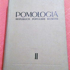 Pomologia R.P.R. Vol. II. Marul - T. Bordeianu, N. Constantinescu, N. Stefan, Alta editura, 1964