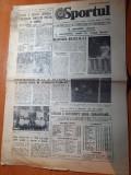 sportul 9 martie 1981-meciul de fotbal u. craiova-steaua 1-1