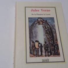 Jules Verne - De la pamant la Luna * Adevarul, Nr. 14  RF7/1