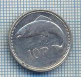 AX 444 MONEDA - IRLANDA - 10 PENCE -ANUL 1993 -STAREA CARE SE VEDE, Europa
