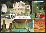GERMANIA - REHABILITATIONSZENTRUM - DR NUHR - COLAJ - CP CIRCULATA #colectosfera