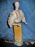 1727-Statuieta Rusoaica din portelan.