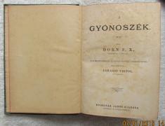 Carte veche maghiara.F. X. Dorn-A gyónószék(Mărturisitorul). foto