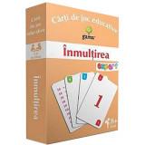 Inmultirea, Carti de joc Educative, Expert