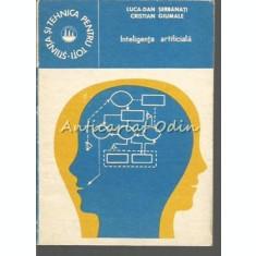 Inteligenta Artificiala - Luca-Dan Serbanati, Cristian Giumale