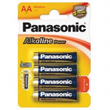 Putere alcalină Panasonic LR6 / AA Conținutul pachetului 1x Blister