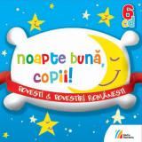 Noapte buna, copii! Povesti si povestiri romanesti (6CD), Casa Radio