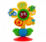 Jucarie Muzicala Globo Floare Pentru Bebelusi Cu Lumini Si Sunete