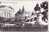 bnk cp Cluj - Vedere din Piata Libertatii - uzata