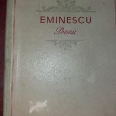 EMINESCU POEZII 1953