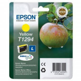 Consumabil Epson Consumabil cartus cerneala Yellow T1294 DURABrite Ultra Ink