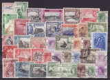 1828 - lot timbre Colonii engleze