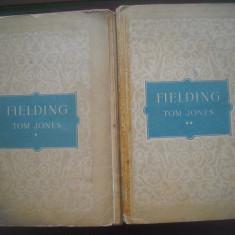 HOPCT  TOM JONES/ HENRY FIELDING/2 VOLUME- 1956 - 1190  PAGINI