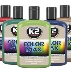 Ceara auto cu polish la culoare K2 Color Max 200ml