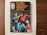 CY - Football Association 1994 - 1995 (Anuarul Federatiei Engleze 1994 - 1995)