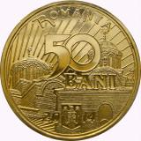 Romania, 50 bani 2014_Vladislav I Vlaicu_UNC * cod 14, Alama