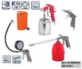 Set accesorii compresor Raider RD-AT01