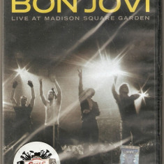 DVD Bon Jovi-Live At Madison Square Garden, sigilat