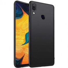 Husa de protectie Samsung A20, din silicon, slim, negru