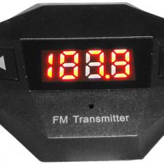 Transmitator FM, conectare prin cablu jack 3,5mm - 103041