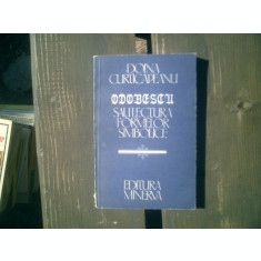 Odobescu sau lectura formelor simbolice - Doina Curticapeanu
