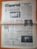 Sportul 9 august 1984-romania locul 2 la medalii los angeles, imterviu tica otet