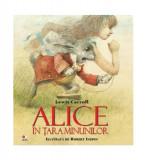 Alice în țara minunilor (ediția ilustrată)