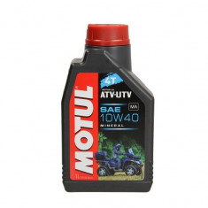 Ulei motor ATV - UTV Motul 10W40 4T 1L ATVUTV10W401L