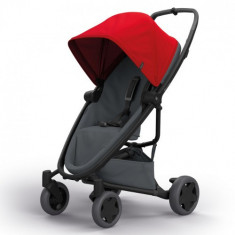 Carucior Zapp Flex Plus Red on Graphite, Quinny