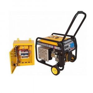 Generator curent electric Stager 3 kW cu Automatizare