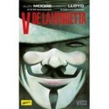 V de la Vendetta - Alan Moore, David Lloyd, Art