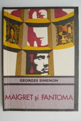 Maigret si fantoma – Georges Simenon foto