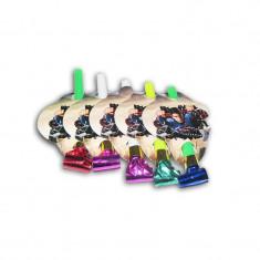 Trompete party, 20,5 cm, 5 buc/set